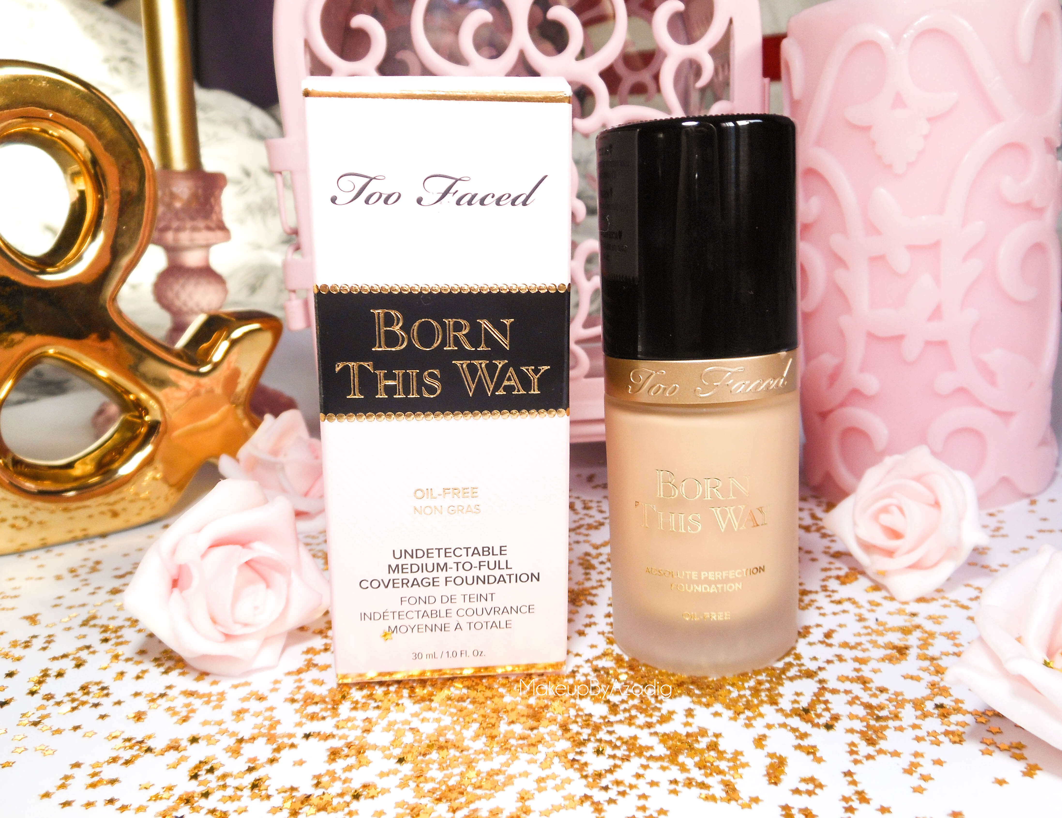 makeupbyazadig-too-faced-fond-de-teint-born-this-way-blog-vanille