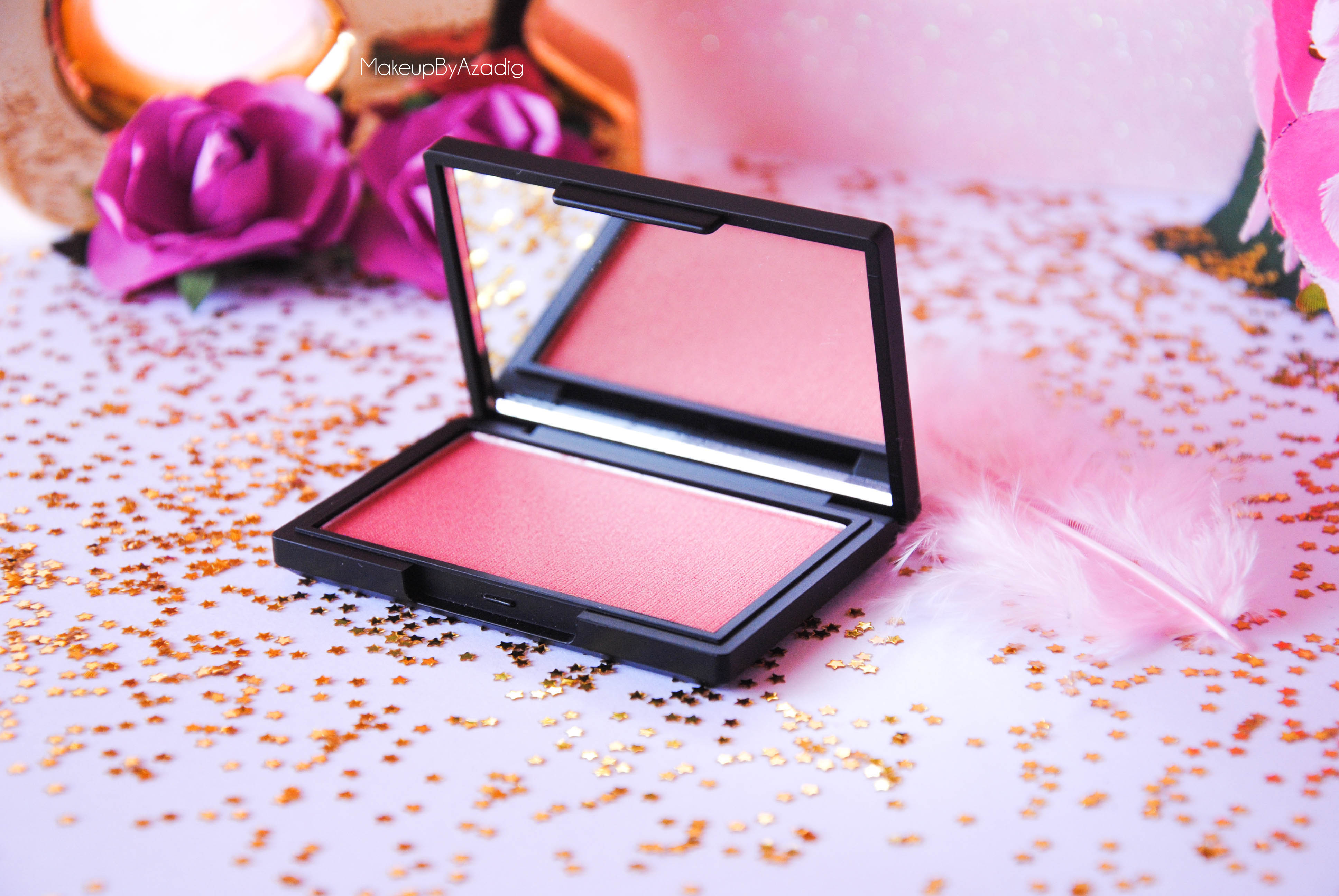minuature blush sleek