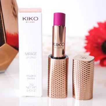 16 revue rouge l vres mirage lip stylo kiko makeupbyazadig. Black Bedroom Furniture Sets. Home Design Ideas