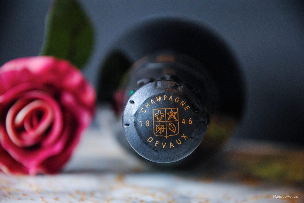 champagne devaux - les classiques - champagne brut - troyes - makeupbyazadig - 1846