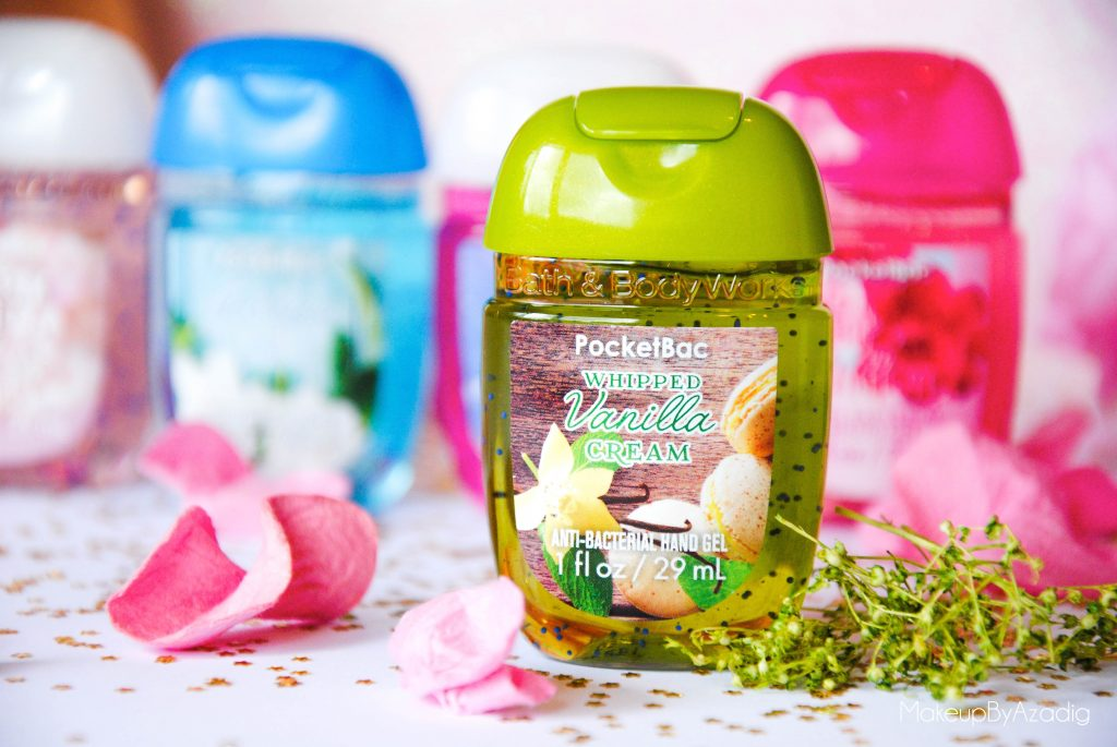 gel-antibacterien-bathandbodyworks-bath&bodyworks-makeupbyazadig-france-thebeautyst- vanilla cream