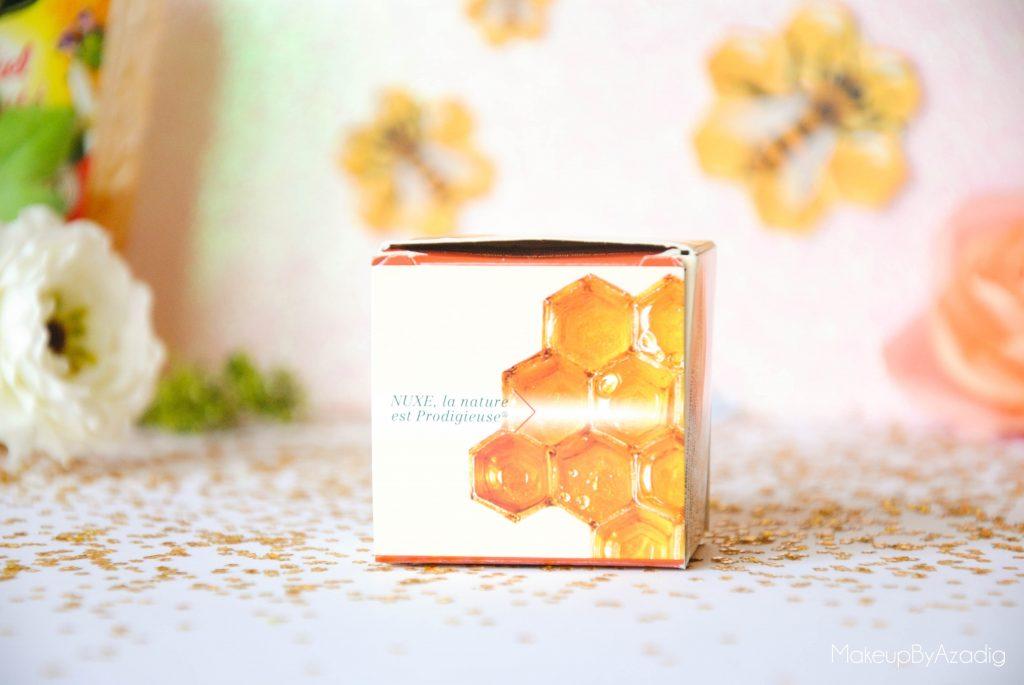 makeupbyazadig-reve de miel - nuxe - doctipharma - baume a levres-parapharmacie en ligne - nature