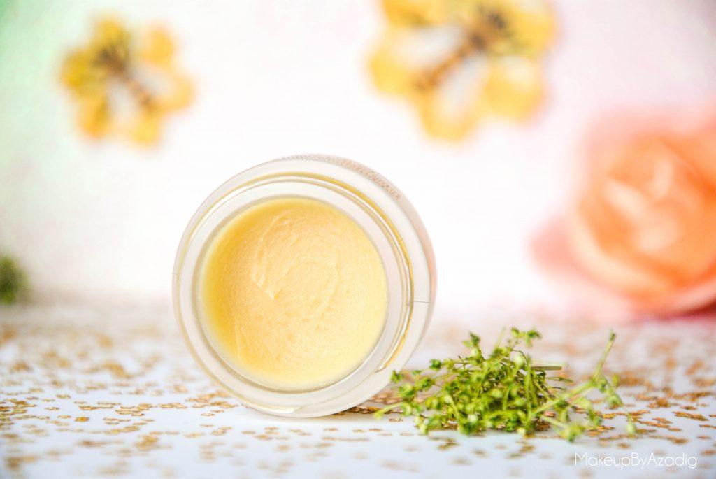 makeupbyazadig-reve de miel - nuxe - doctipharma - baume a levres-parapharmacie en ligne - texture
