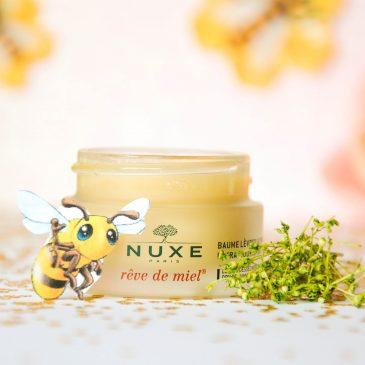 Baume Rêve de miel de Nuxe