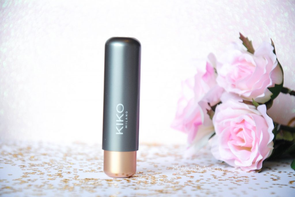 velvet passion matte kiko milano cosmetics beauty blogger makeupbyazadig rouge a levres - packaging