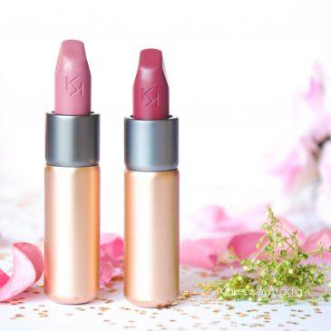 velvet passion matte kiko milano cosmetics beauty blogger makeupbyazadig rouge a levres revue
