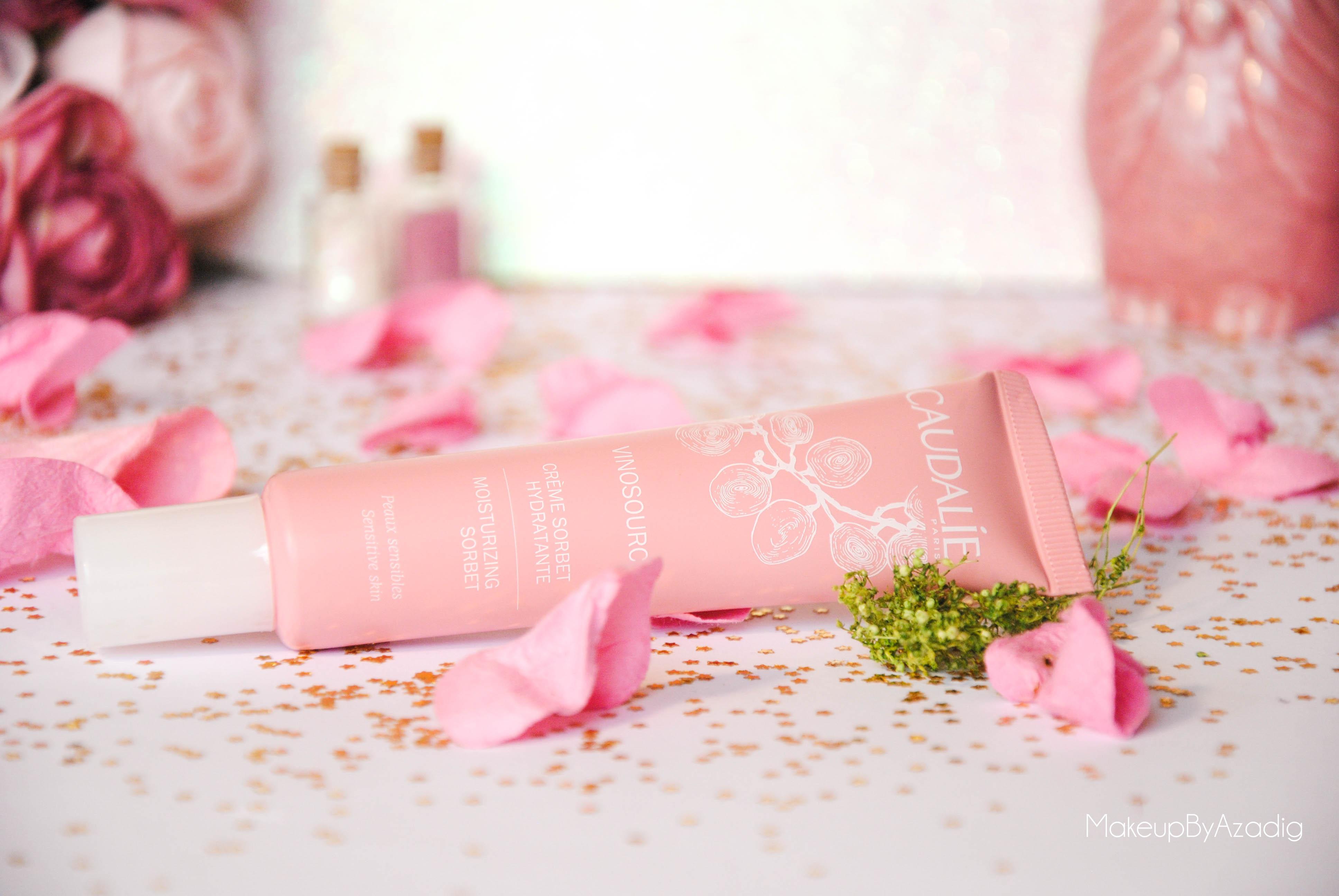 creme hydratante vinosource caudalie avis revue doctipharma makeupbyazadig raisin