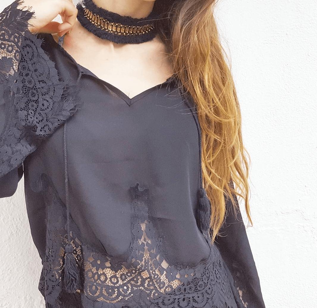himtl - makeupbyazadig - black lace