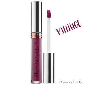 makeupbyazadig--anastasia-beverly-hills---france---sephora---liquid-lipstick---modern-renaissance---brow-powder--Vintage