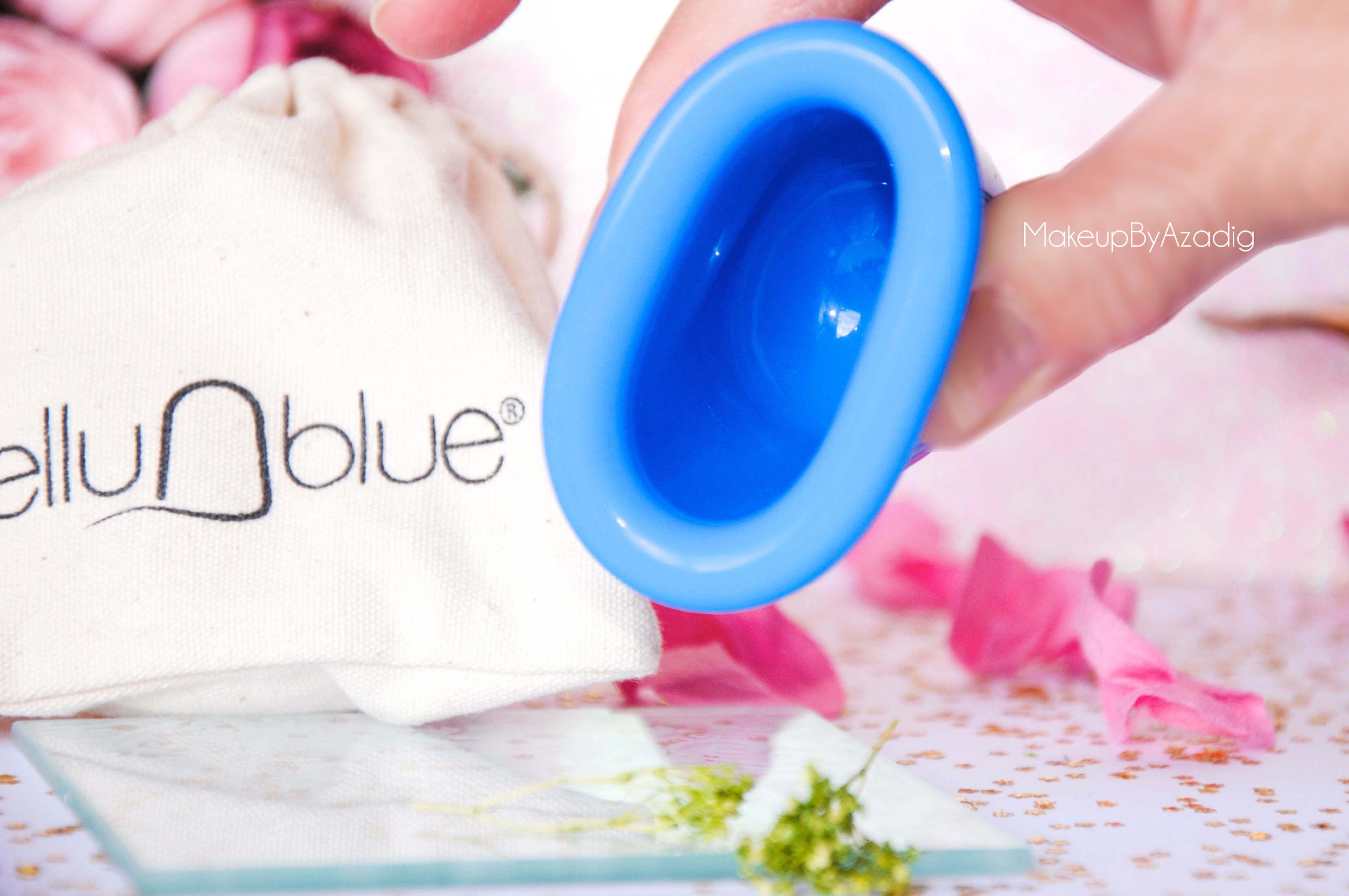 makeupbyazadig-cellublue-ventouse anti cellulite-avis-massage