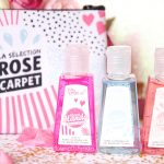 makeupbyazadig - merci handy et rose carpet - enjoyphoenix-clarachannel-elsamakeup-gels antibacteriens - youtubeuses-minuature
