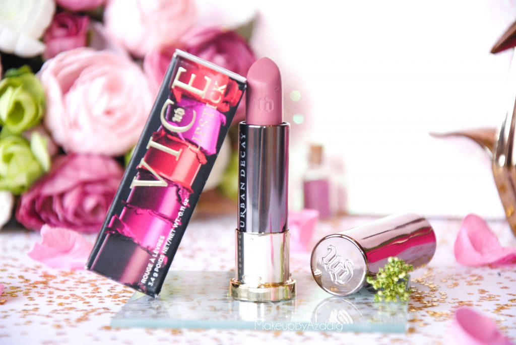 Vice Lipstick Backtalk Urban Decay