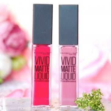 makeupbyazadig-troyes-gemey-maybelline-new-york-nude-flush-orange-shot-possessed-plum-berry-boost-fuchsia-ecstasy-corail-courage-vivid-matte-liquid-by-colorsensational-collection