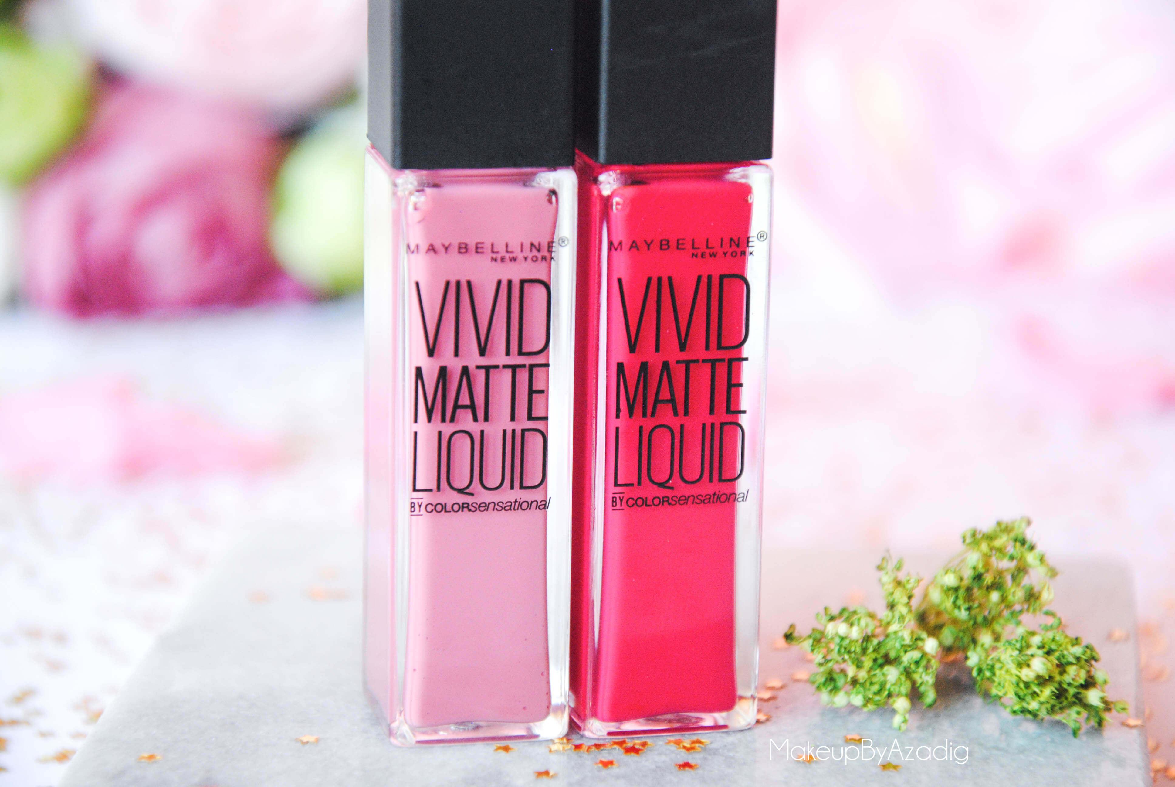 makeupbyazadig-troyes-gemey-maybelline-new-york-nude-flush-orange-shot-possessed-plum-berry-boost-fuchsia-ecstasy-corail-courage-vivid-matte-liquid-by-colorsensational-ny