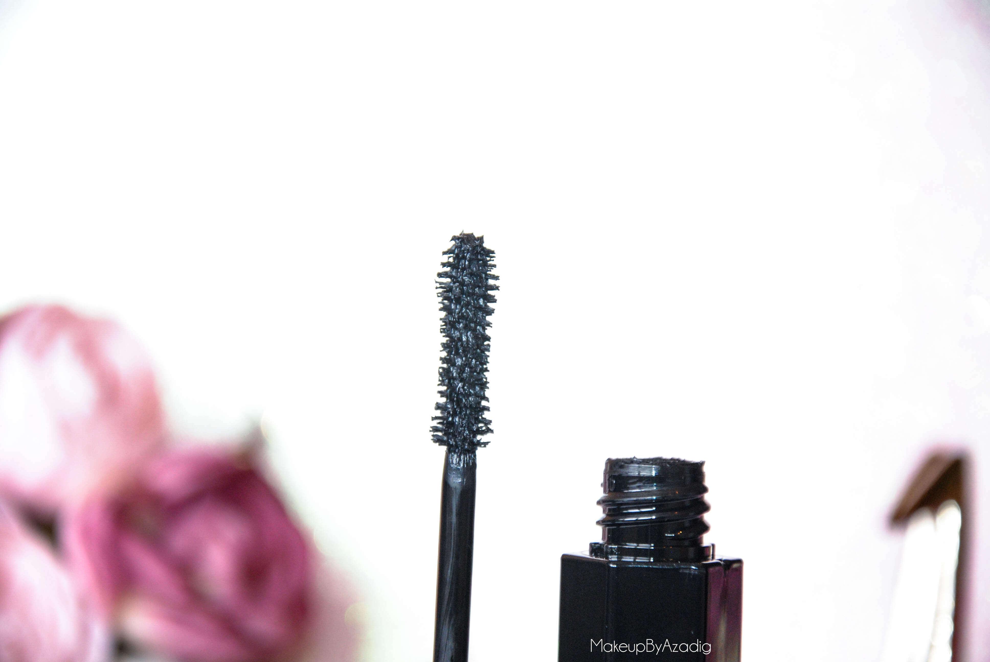 velvet noir-volume spectaculaire-marc jacobs-makeupbyazadig-revue-review-mascara-noir intense-brosse
