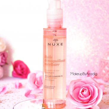 makeupbyazadig-huile-demaquillante-micellaire-nuxe-petales-de-rose-doctipharma-revue-avis-prix-miniature