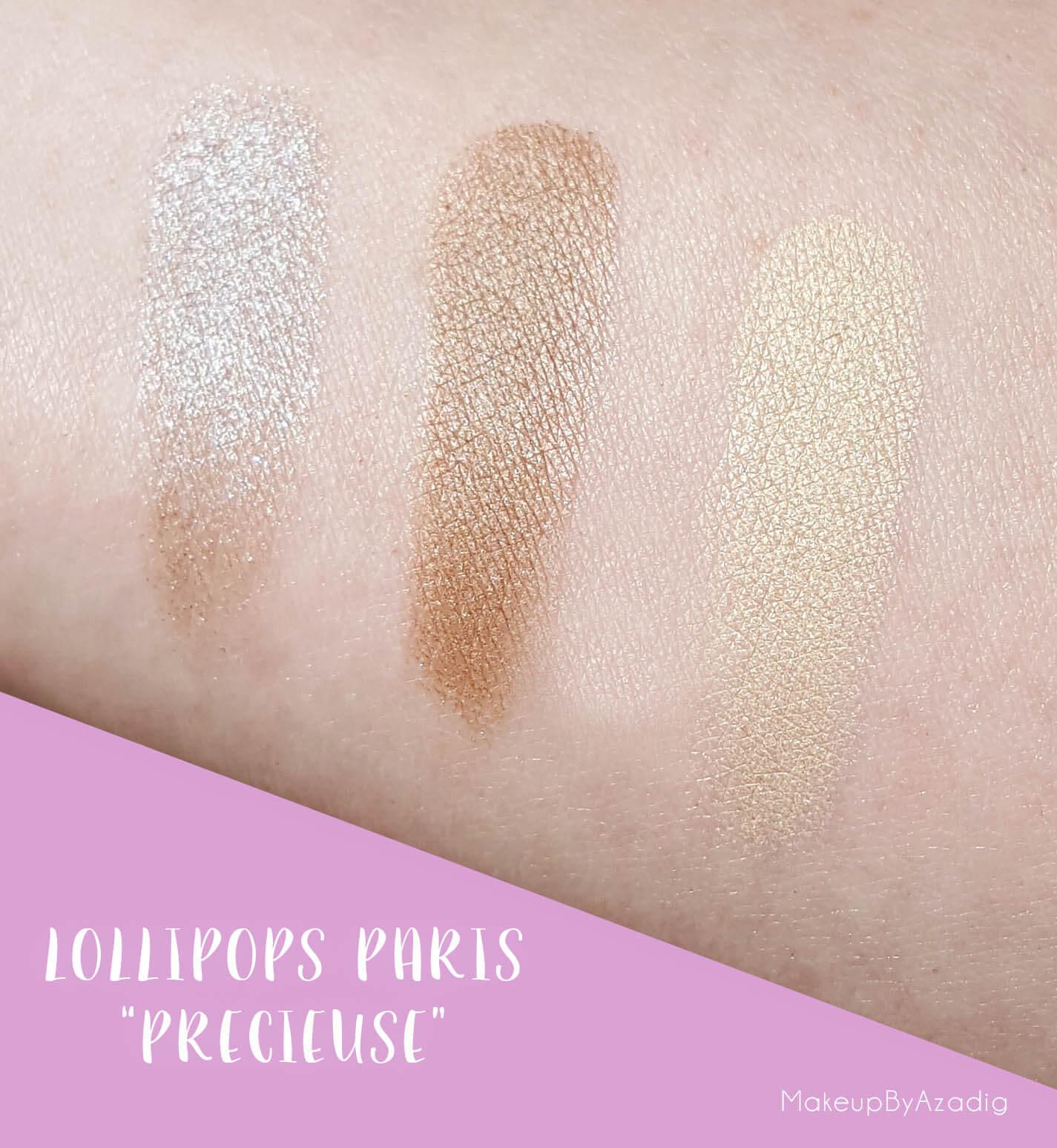 makeupbyazadig-palette-fards-paupieres-lollipops-paris-precieuse-monoprix-sephora-troyes-blog-revue-swatch