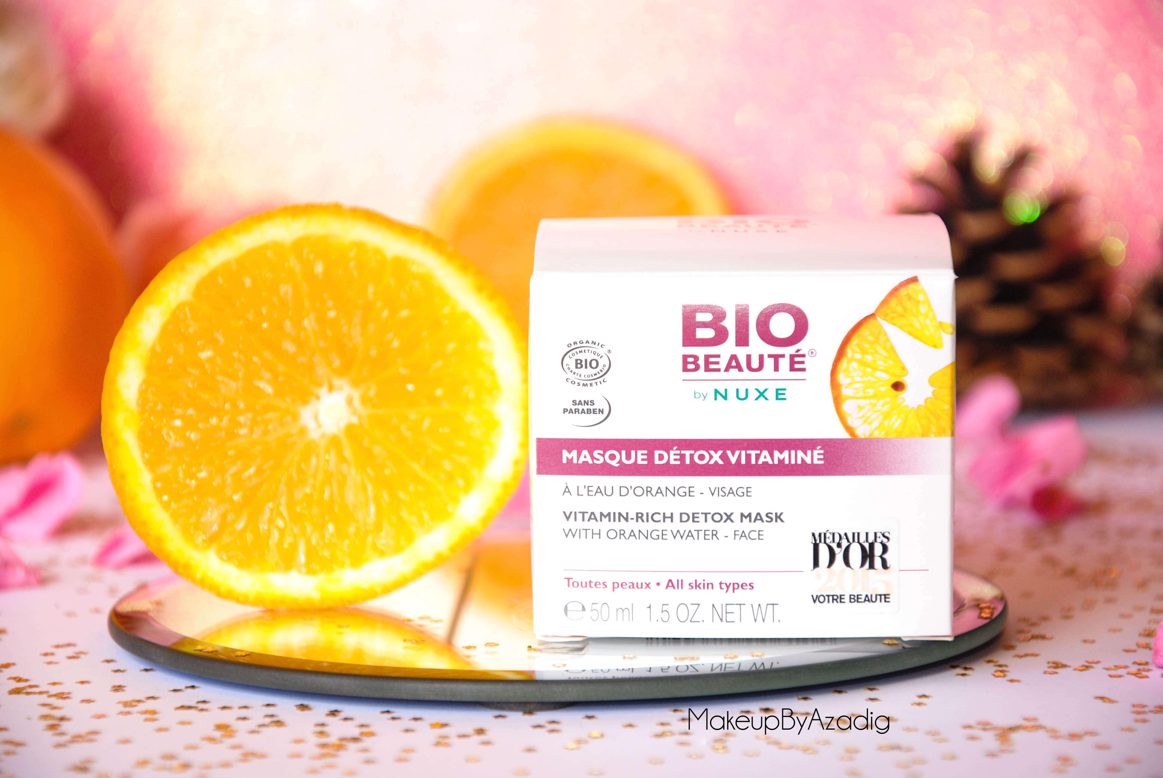 masque-detox-vitamine-bio-beaute-nuxe-makeupbyazadig-pas-cher-avis-revue-doctipharma-troyes-medaille-dor-beaute