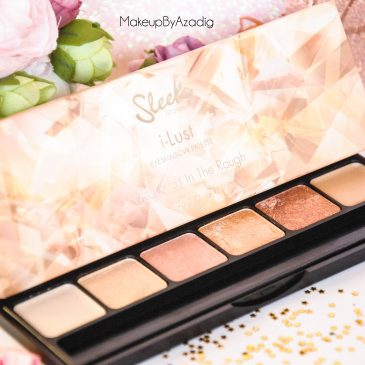 Palette I-lust de Sleek Makeup