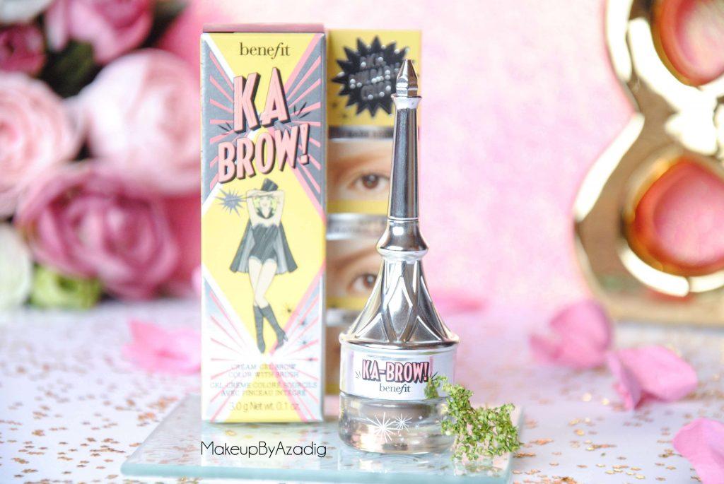 Ka-BROW! de Benefit