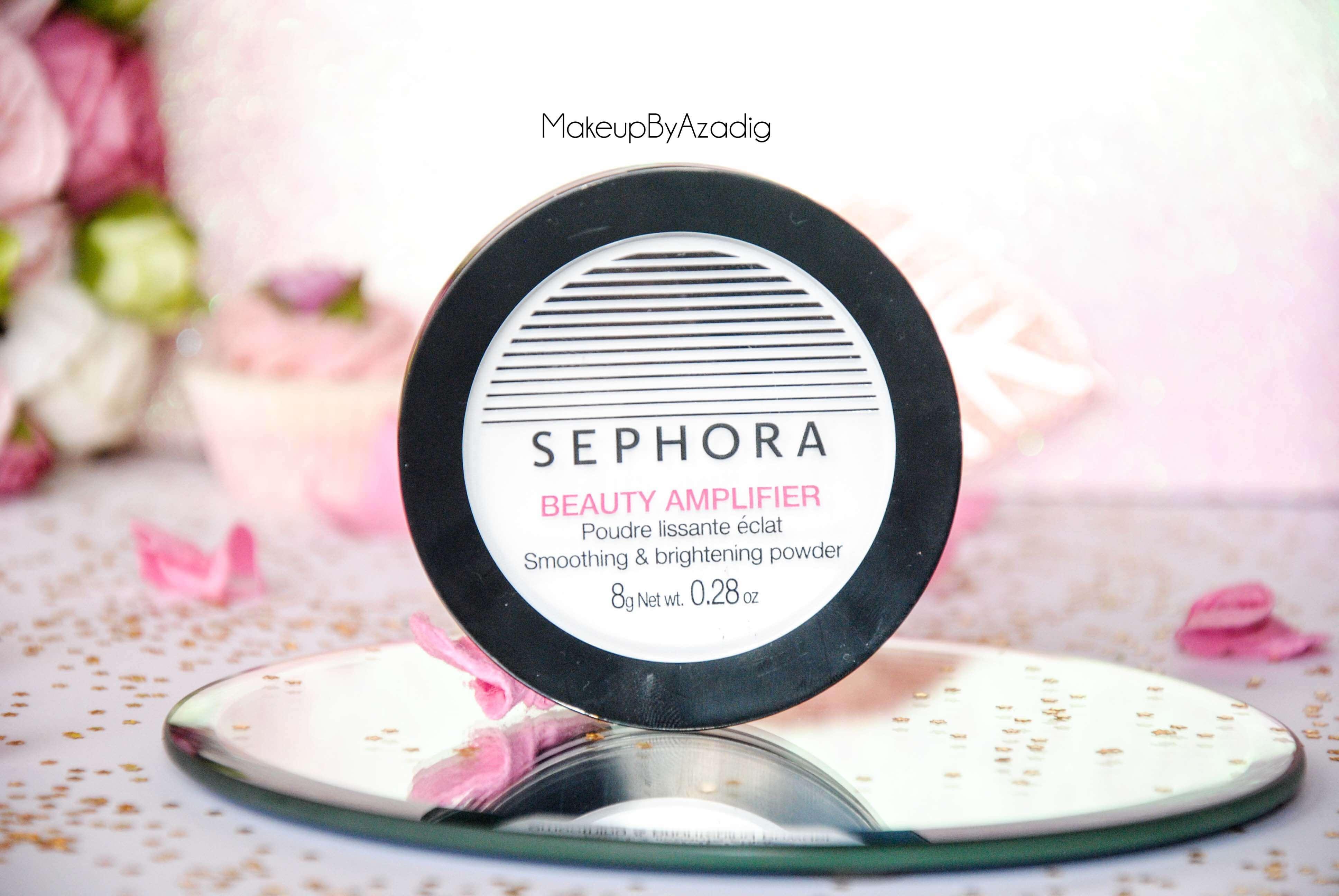 Poudre Beauty Amplifier de Sephora