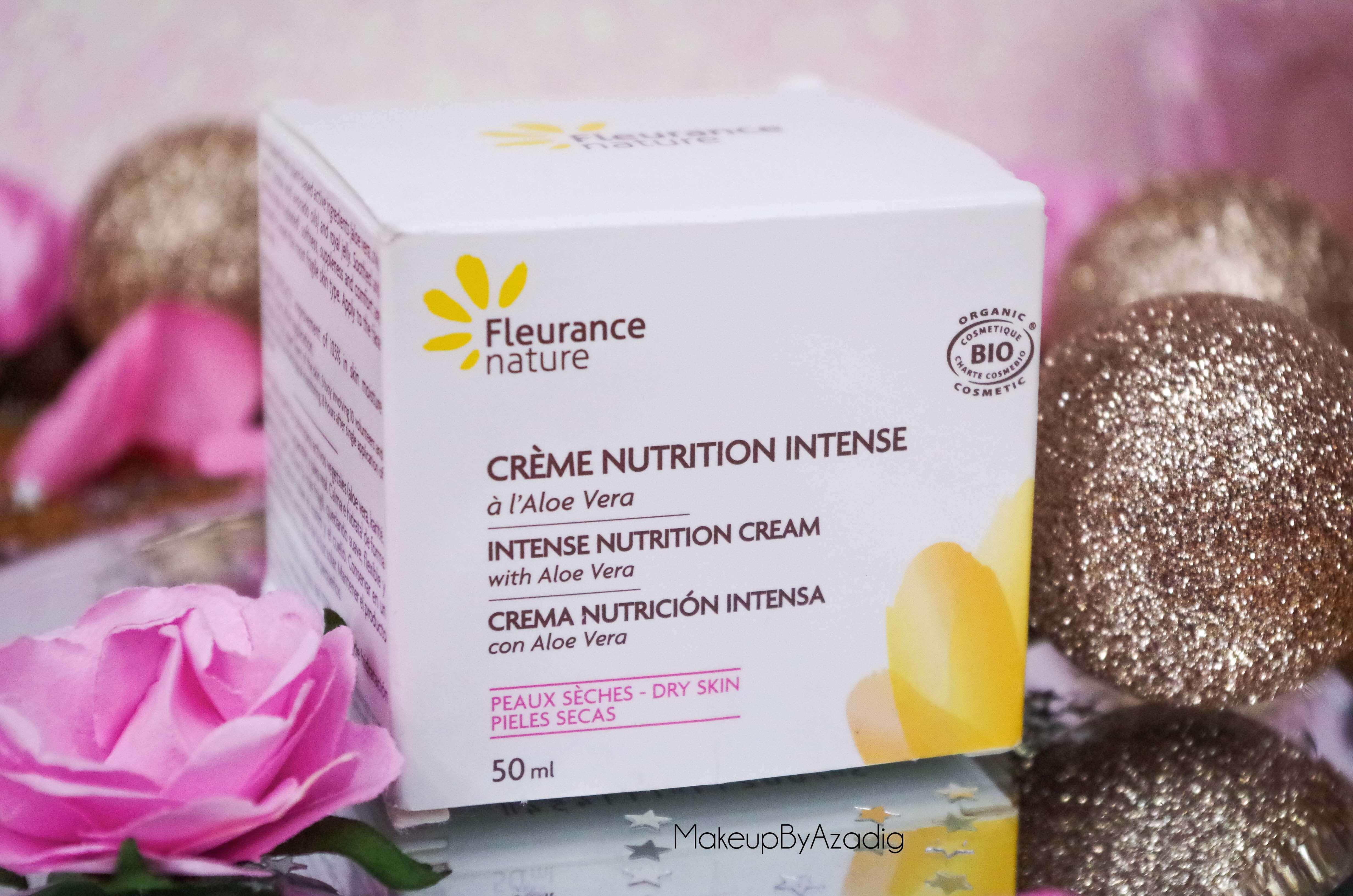 creme-nutrition-intense-serum-nuit-fleur-immortelle-fleurance-nature-makeupbyazadig-revue-prix-avis-aloe-vera