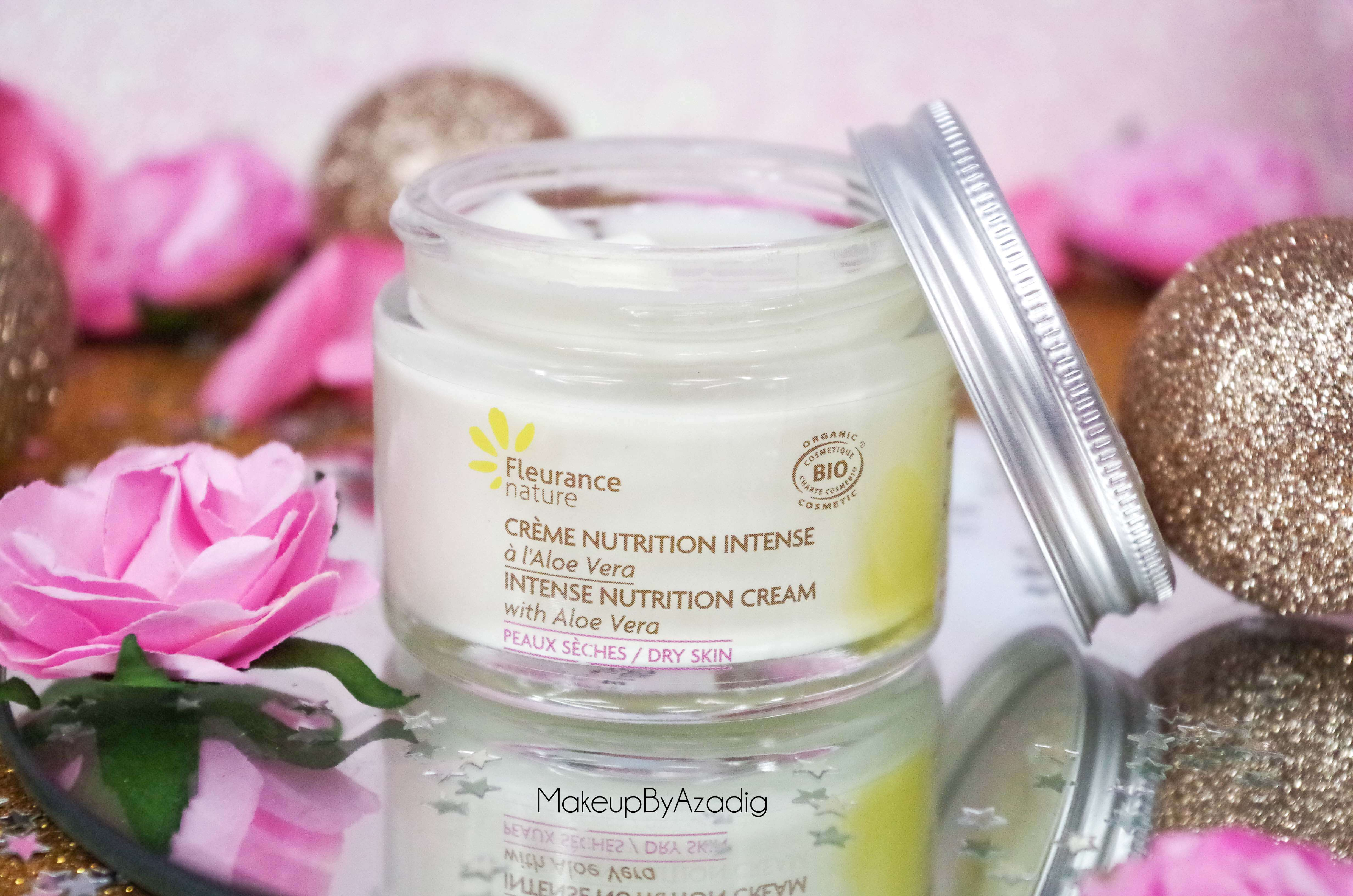 creme-nutrition-intense-serum-nuit-fleur-immortelle-fleurance-nature-makeupbyazadig-revue-prix-avis-cosmetique