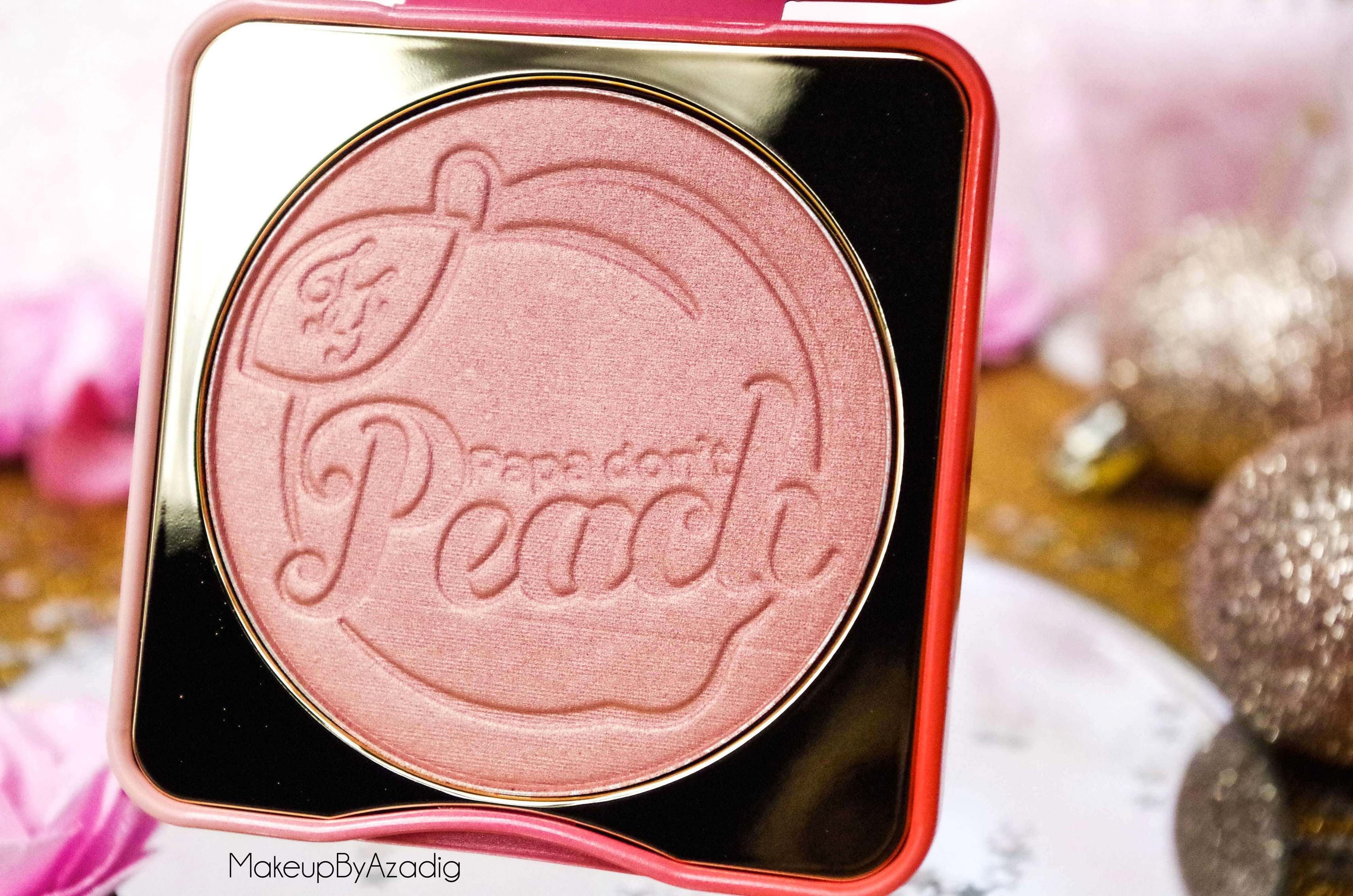 review-nouveau-blush-papa-dont-peach-too-faced-sephora-ete-printemps-paris-sweet-peach-swatch-avis-makeupbyazadig-amazing-2