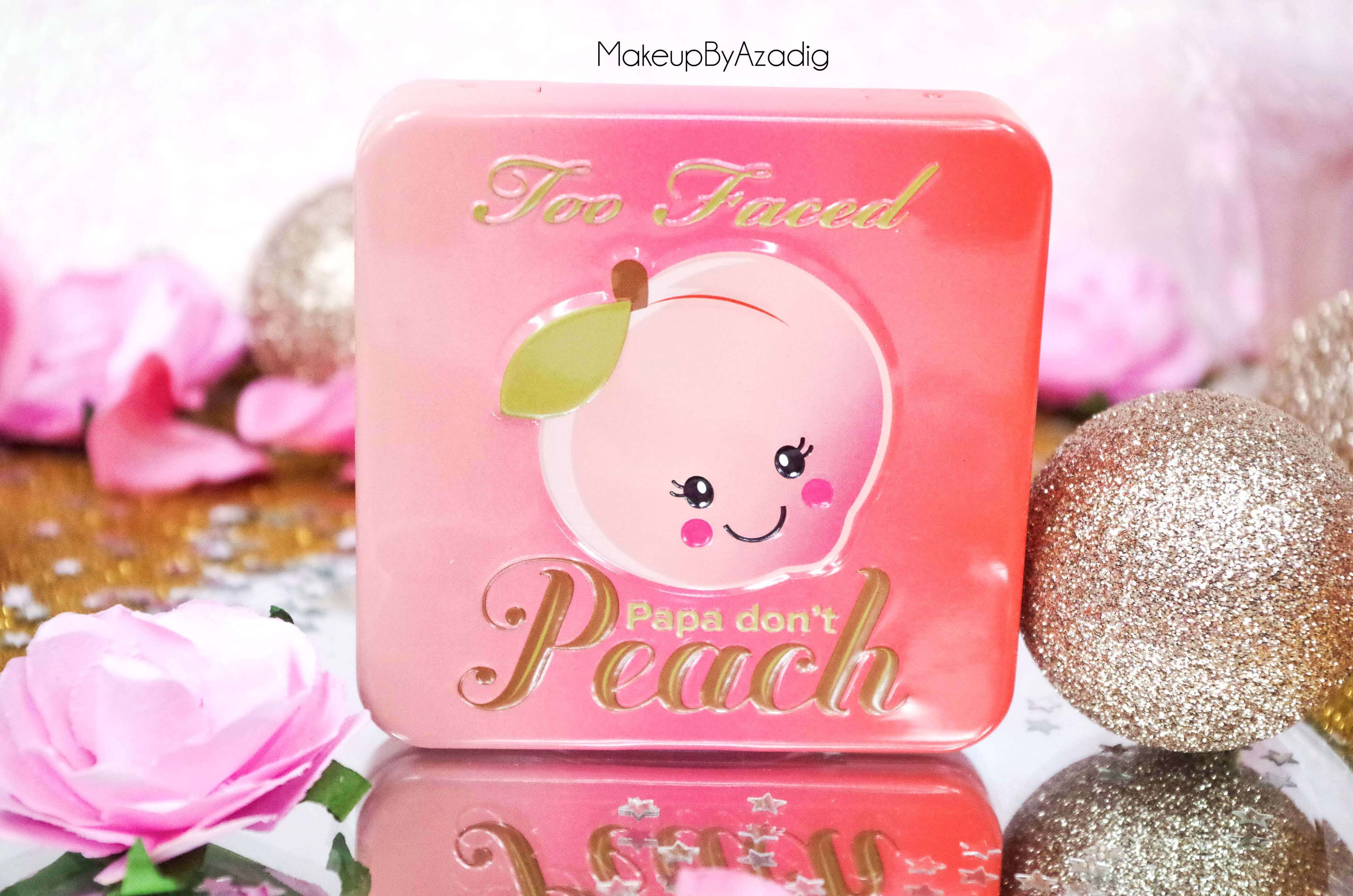 review-nouveau-blush-papa-dont-peach-too-faced-sephora-ete-printemps-paris-sweet-peach-swatch-avis-makeupbyazadig-cute-2