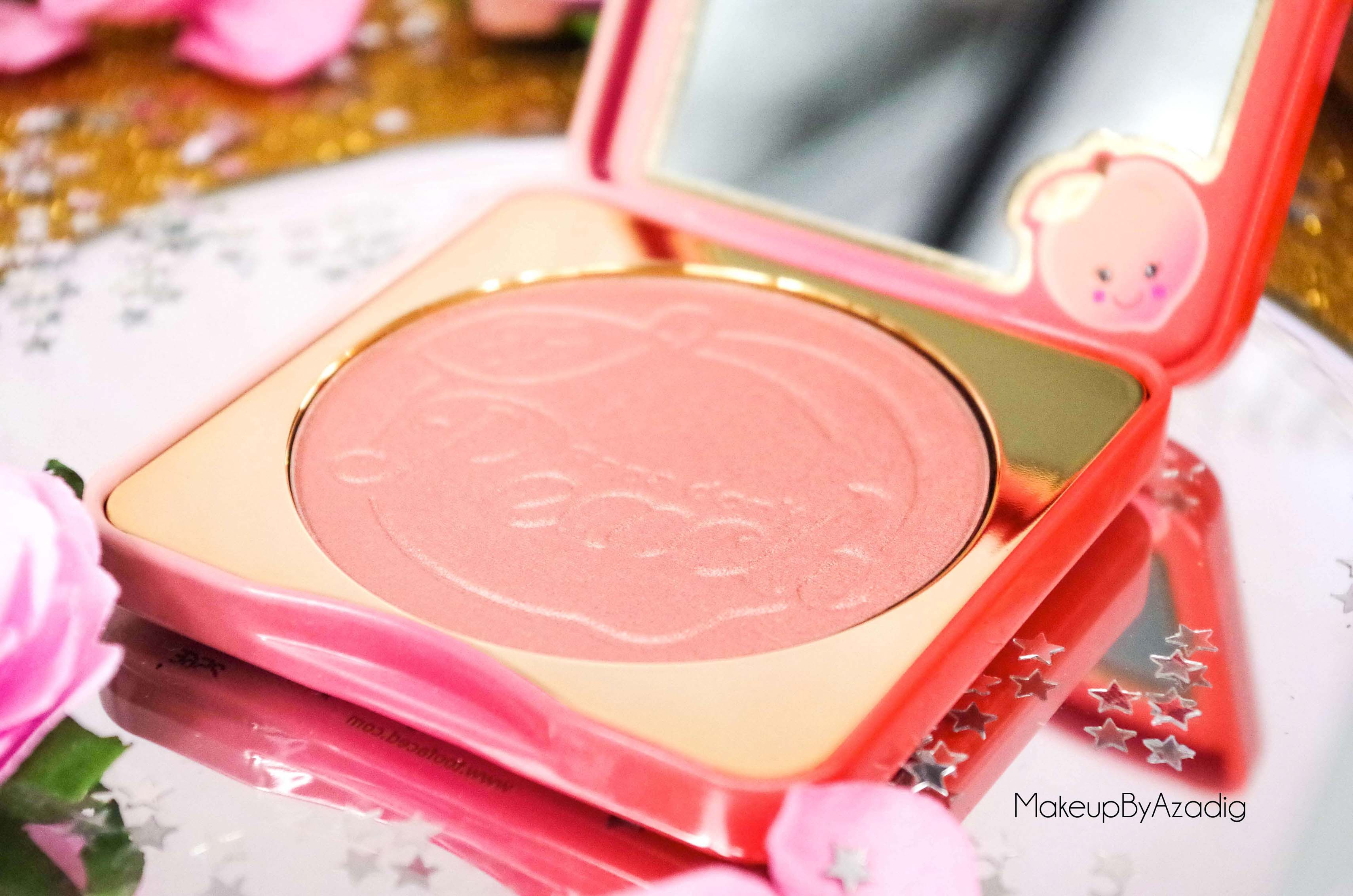 review-nouveau-blush-papa-dont-peach-too-faced-sephora-ete-printemps-paris-sweet-peach-swatch-avis-makeupbyazadig-teinte-2