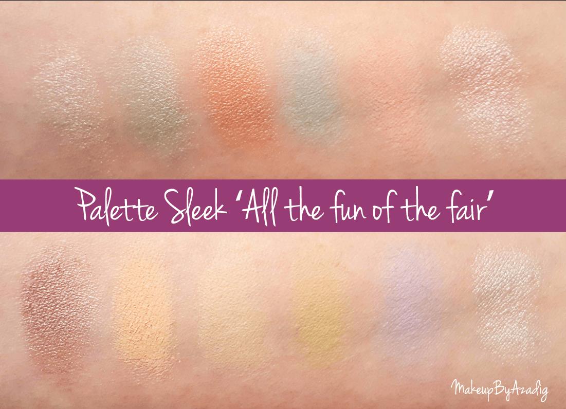 palette-sleek-makeup-idivine-pas-cher-sephora-couleurs-allthefunofthefair-code-promo-sephora-paris-makeupbyazadig-swatch