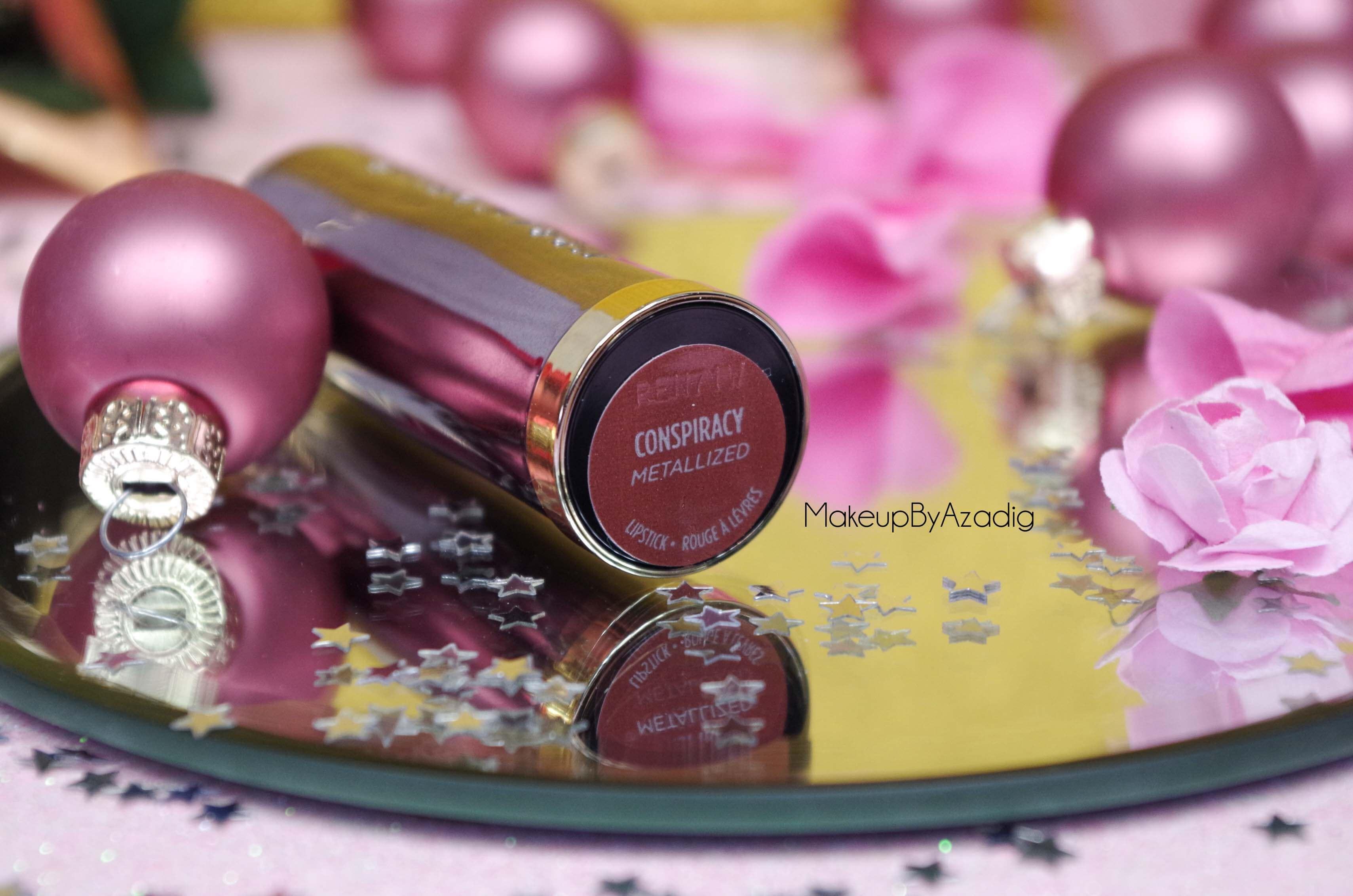 vice_lipstick_urban_decay_sephora_conspiracy_rouge_levre_fini_metallise_metallized_swatch_avis_prix_makeupbyazadig_revue-lips