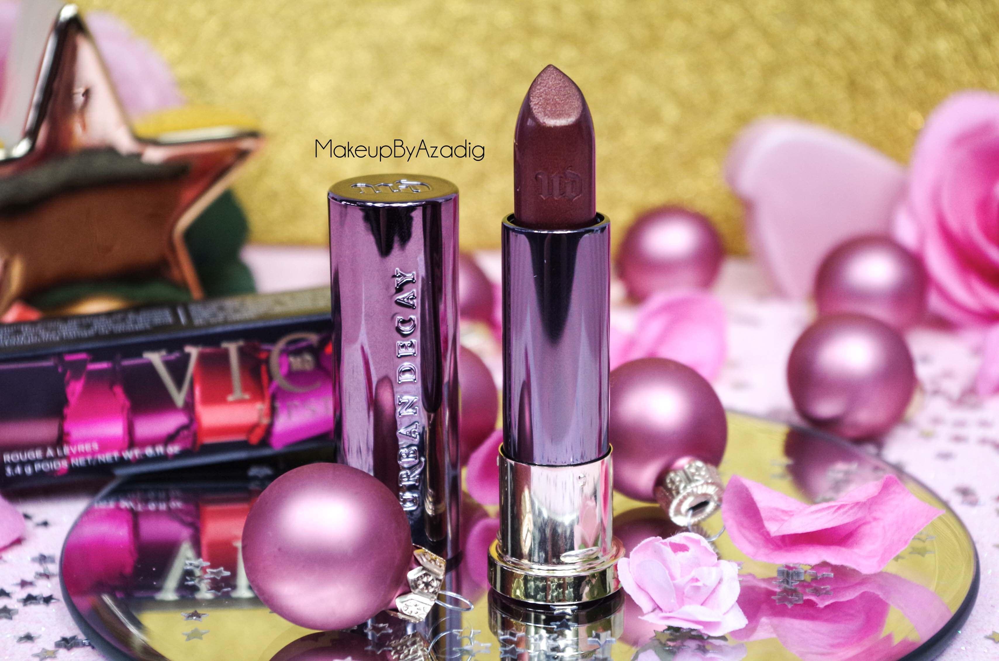 vice_lipstick_urban_decay_sephora_conspiracy_rouge_levre_fini_metallise_metallized_swatch_avis_prix_makeupbyazadig_revue-raisin