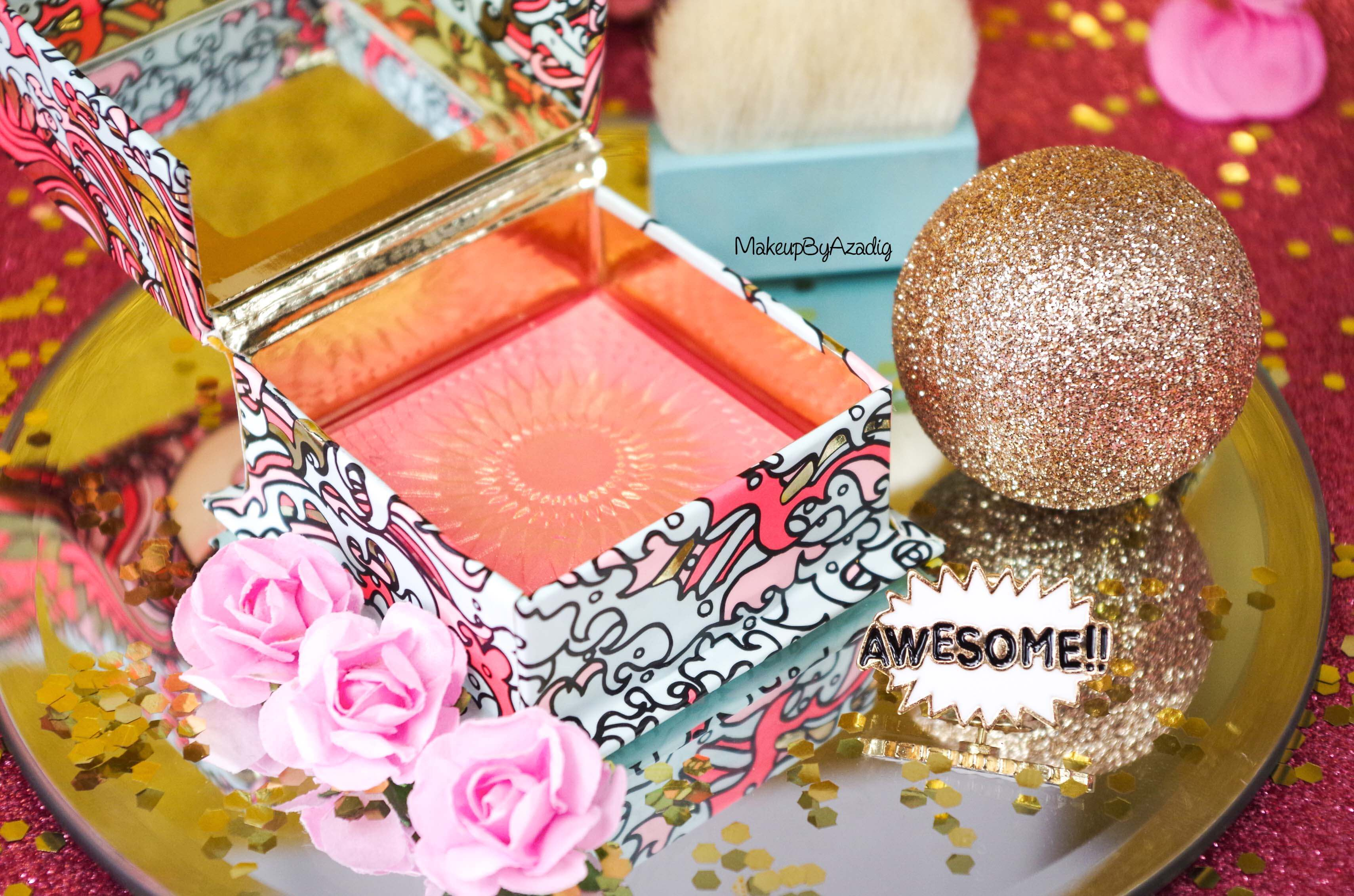 teinte-revue-review-blush-benefit-galifornia-san-francisco-sunny-golden-pink-blush-avis-prix-sephora-makeupbyazadig-coachella