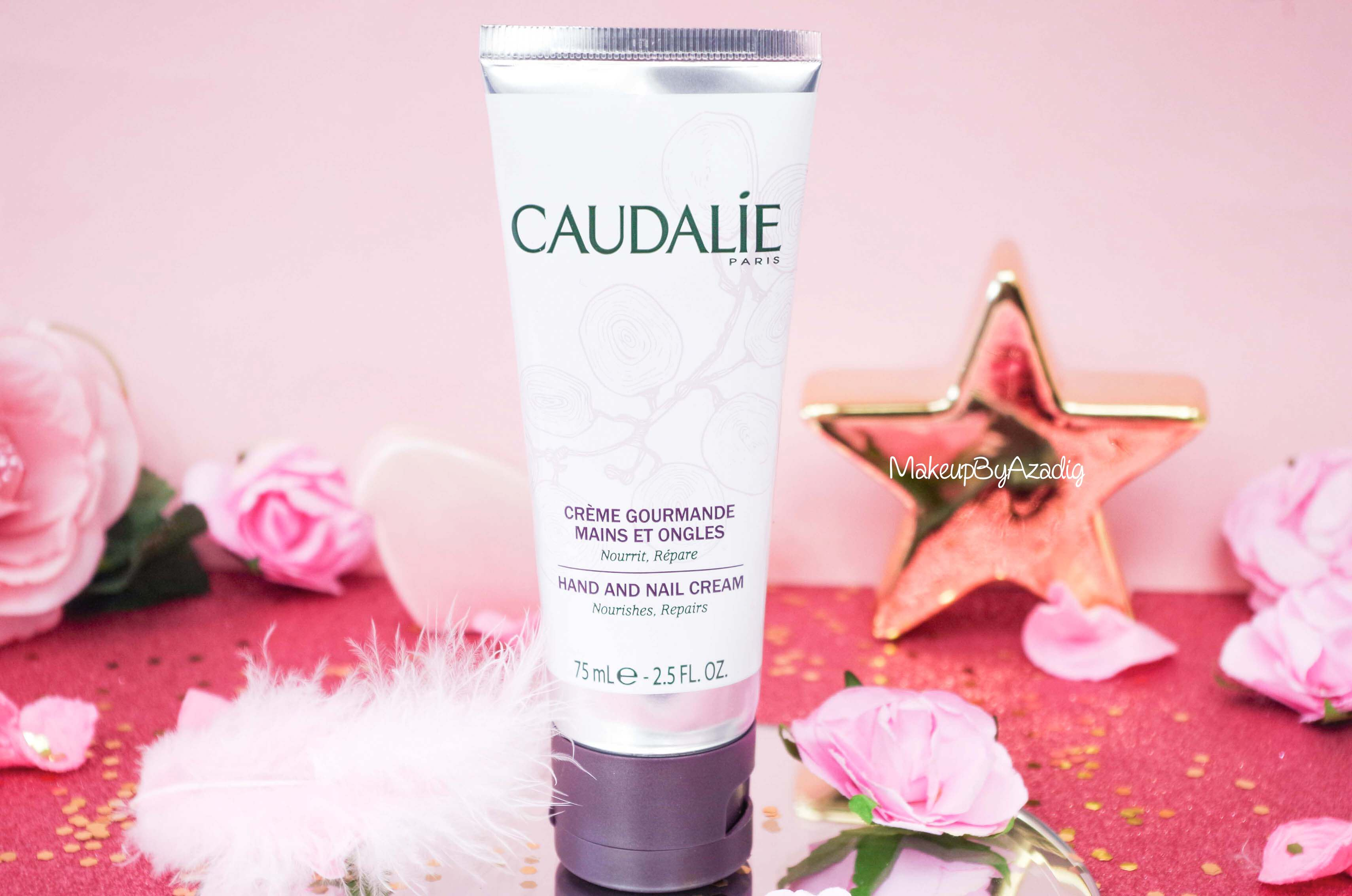 creme-gourmande-mains-ongles-caudalie-hydratante-paris-revue-review-avis-prix-efficacite-makeupbyazadig-cream
