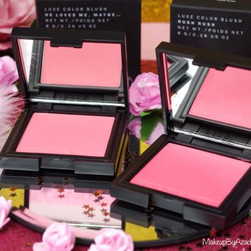 Luxe Color Blush de Zoeva