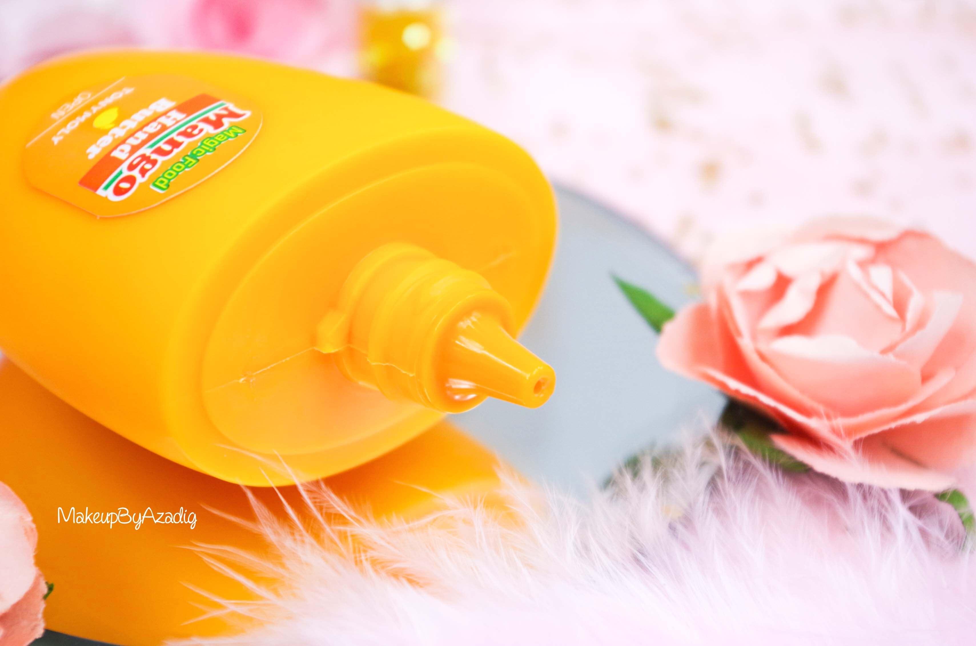 creme-mains-mango-hand-butter-tonymoly-sephora-france-cocooning-revue-avis-prix-makeupbyazadig-influencer-embout