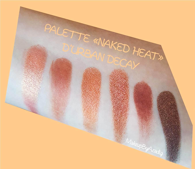 swatches-revue-review-nouvelle-palette-naked-heat-urban-decay-sephora-avis-prix-france-makeupbyazadig-swatch-miror