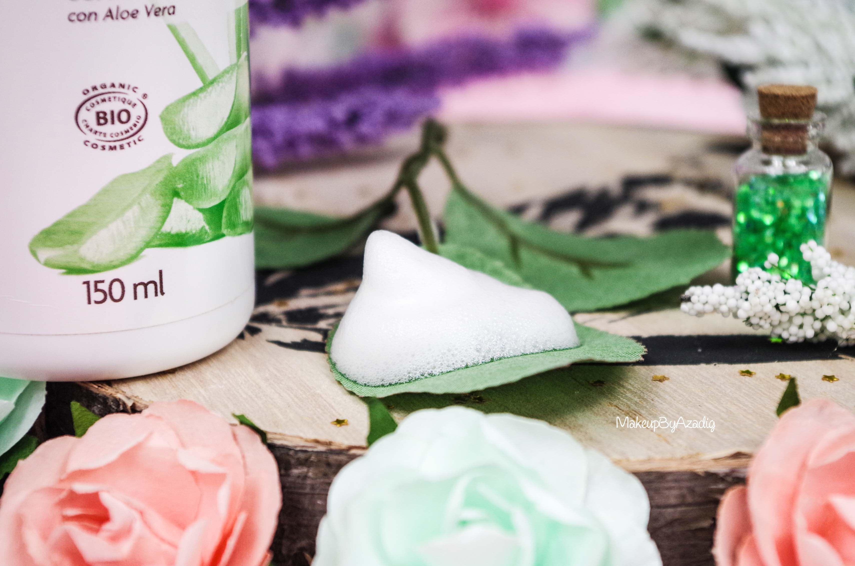 texture-revue-review-mousse-nettoyante-douce-fleurance-nature-partenariat-soin-bio-makeupbyazadig-avis-prix-influencer