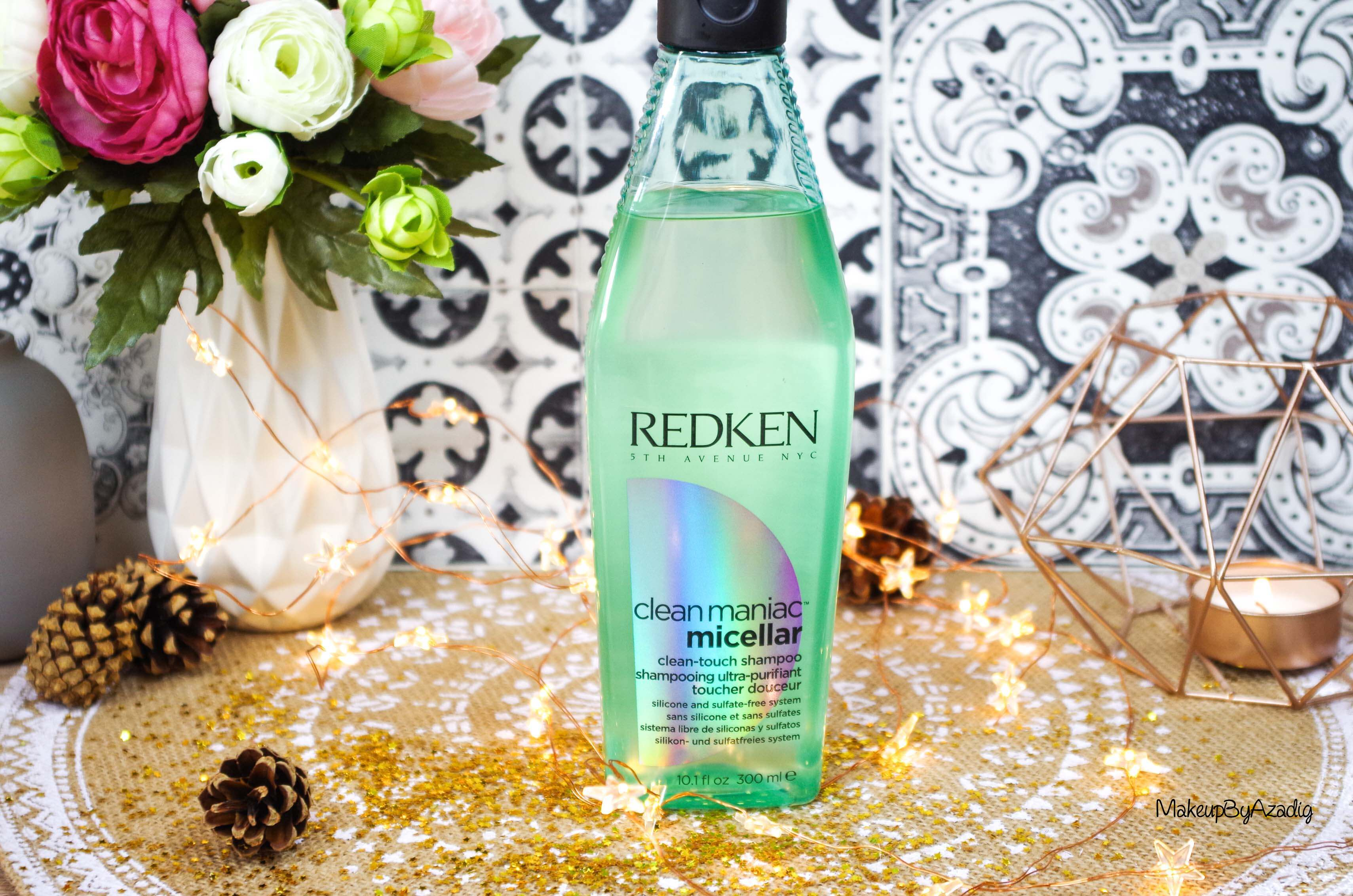 revue-shampooing-conditioner-clean-maniac-redken-programme-detox-anti-pollution-makeupbyazadig-cleanhair-sans-silicone-sulfate-free