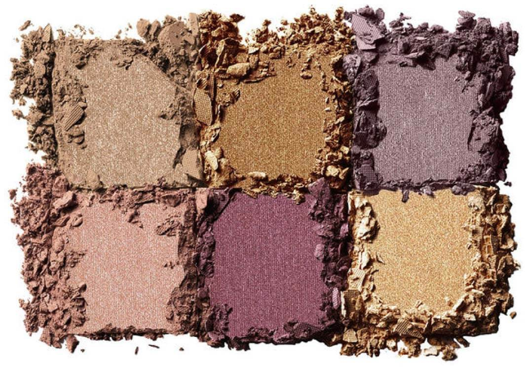 revue-palette-fards-paupieres-cosmic-metals-nyx-cosmetics-pas-cher-meilleure-makeupbyazadig-influencer-couleurs