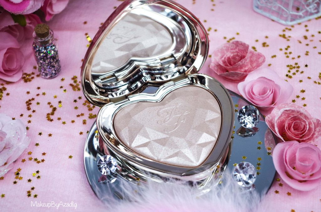 highlighters « LOVE LIGHT » de Too Faced