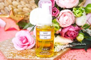 Deep Cleansing Oil de DHC