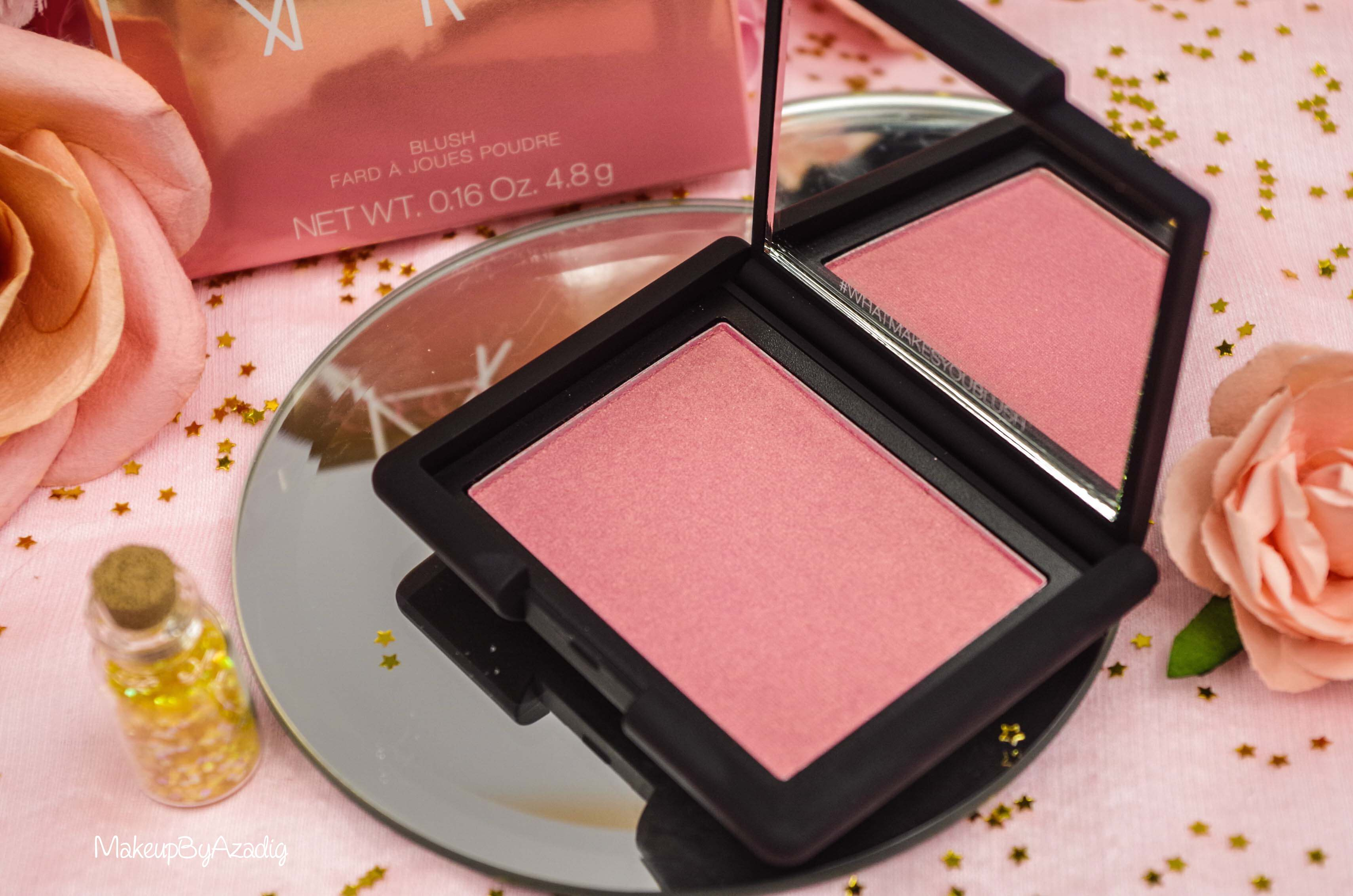 blush-liquide-orgasm-rouge-a-levres-illuminateur-highlighter-rosegold-nars-gold-makeupbyazadig