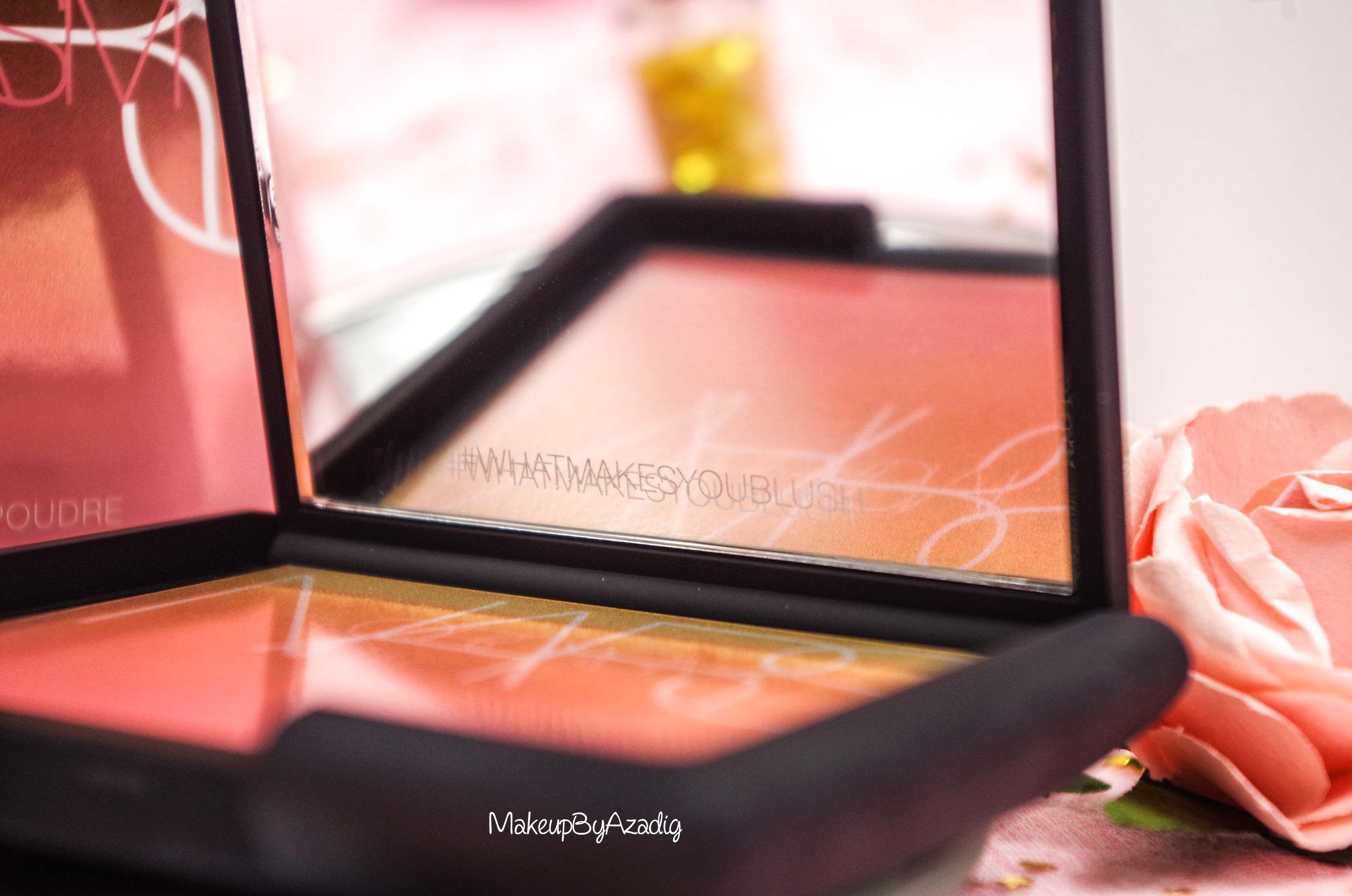 blush-liquide-orgasm-rouge-a-levres-illuminateur-highlighter-rosegold-nars-miroir-makeupbyazadig