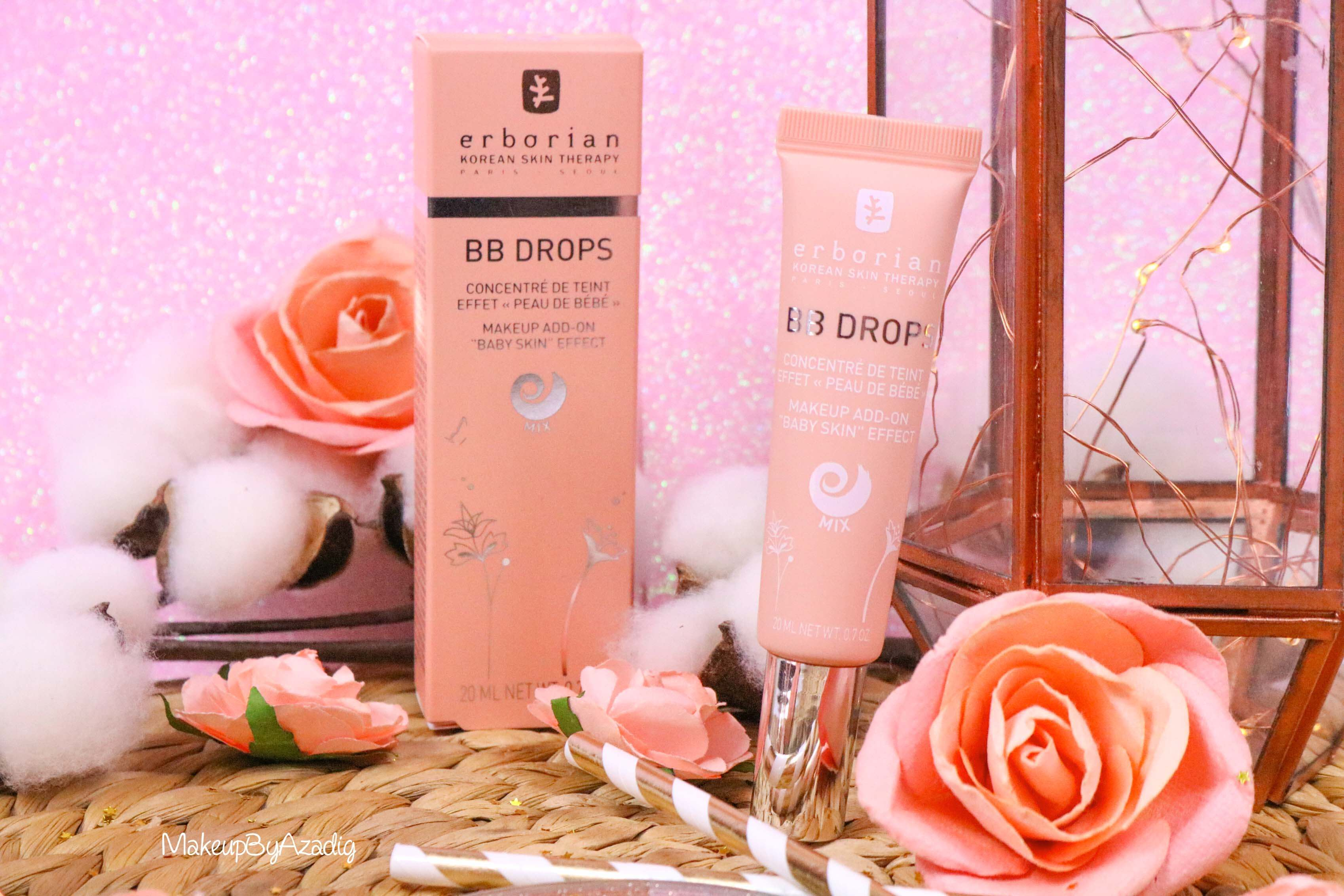 revue-bb-drops-mask-erborian-sephora-teint-parfait-de-bebe-avis-prix-swatch-makeupbyazadig-nouveaute-miniature