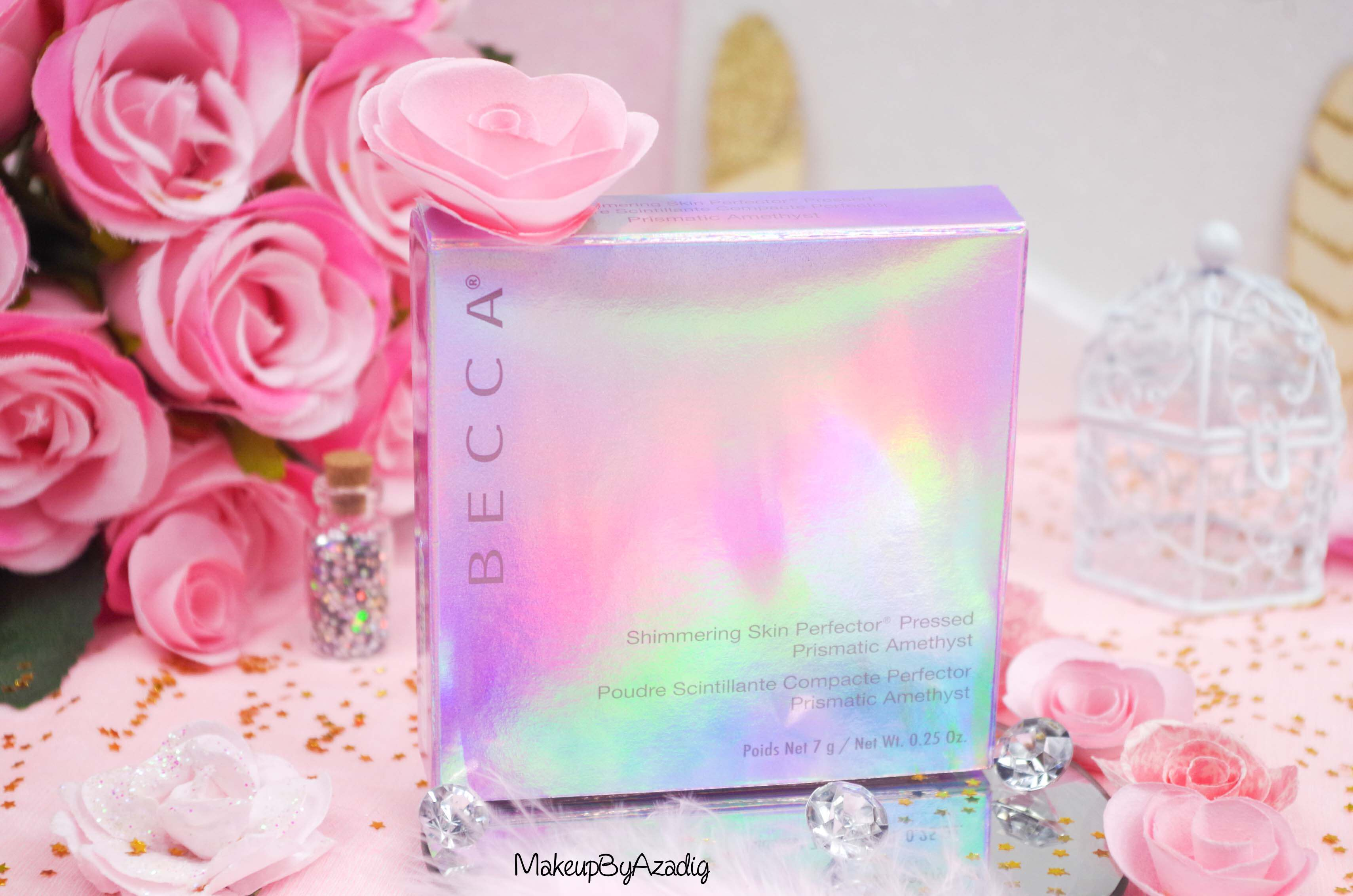 revue-becca-shimmering-skin-perfector-pressed-highlighter-enlumineur-violet-prismatic-amethyst-avis-swatch-prix-makeupbyazadig-packaging