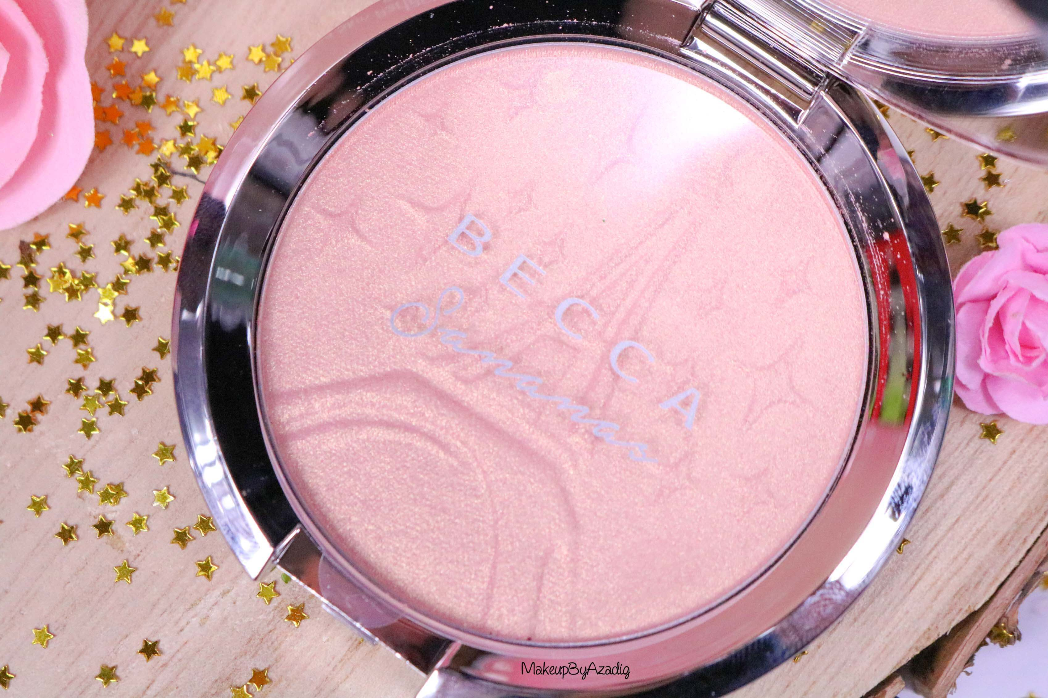 revue-highlighter-becca-sananas-parisian-lights-prix-avis-swatch-beccaxsananas-paris-youtuber-zoom