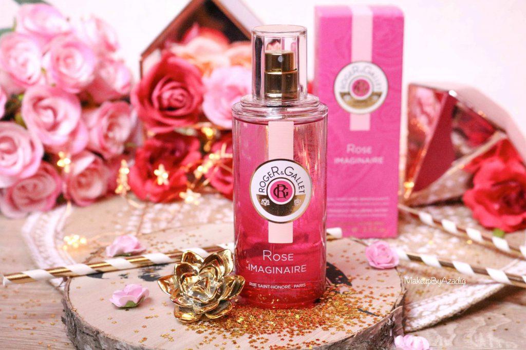 L'eau parfumée « Rose Imaginaire » de Roger&Gallet