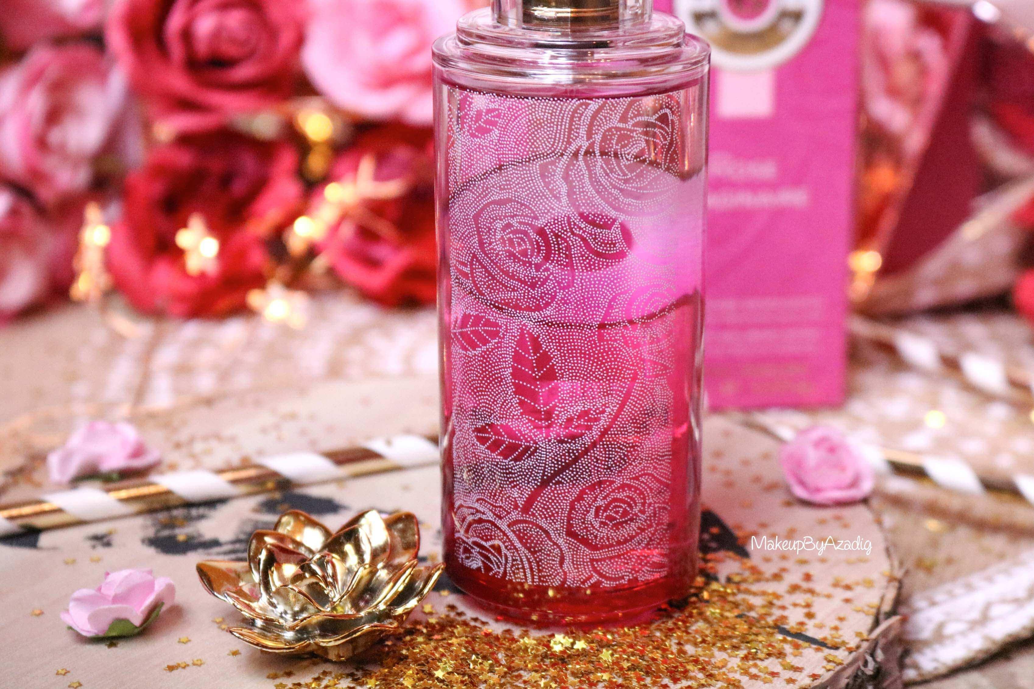 revue-eau-parfumee-bienfaisante-rose-imaginaire-roger-gallet-makeupbyazadig-parfum-bonne-tenue-avis-prix-monoprix-roses
